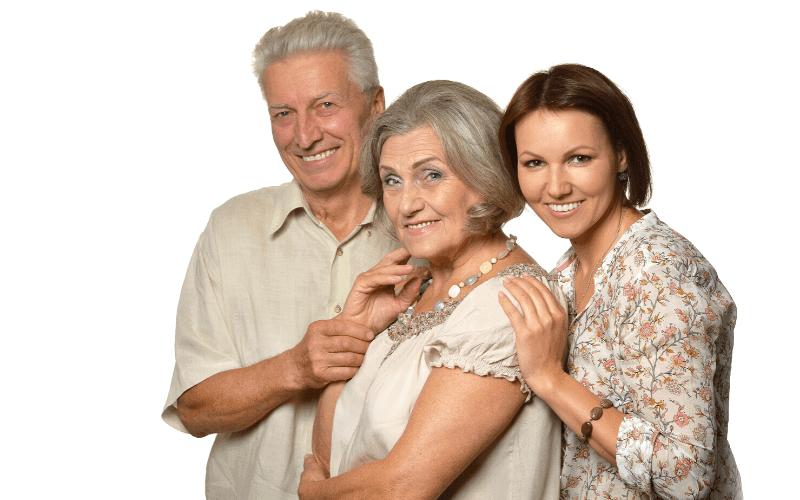 Het aannemen van jezelf & je ouders